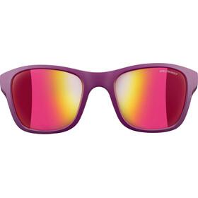 Julbo Reach Spectron 3CF Sunglasses Junior 6-10Y Matt Purple-Multilayer Pink